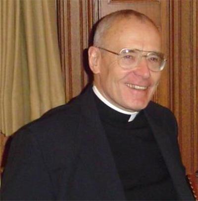padre Ian Boyd