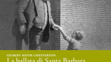 La ballata di Santa Barbara di G.K. Chesterton