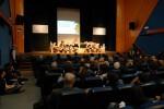 Marzo 2012 - Franco Nembrini al Teatro Rosetum di Milano per il secondo ciclo di conversazioni sulla Divina Commedia (foto Moira Perruso)