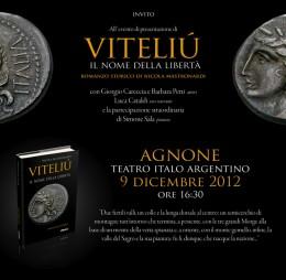presentazione di Viteliú - Agnone