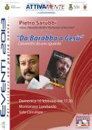 Pietro Sarubbi a Montanaso Lombardo (LO)