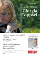 Giorgia Coppari dialoga con gli studenti di Lugo