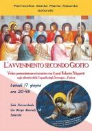 """""""L'Avvenimento secondo Giotto"""": Roberto Filippetti a Solarolo (RA)"""