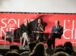Da sin. Nicola Mastronardi, Marta Bifano, Gianni Letta
