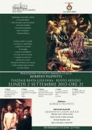 Roberto Filippetti presenta Caravaggio a Busto Arsizio (MI)