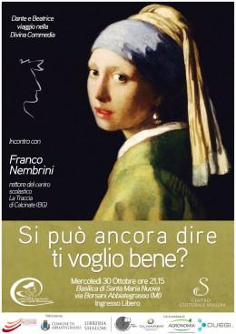 Incontro con Franco Nembrini - Abbiategrasso 30/10/2013