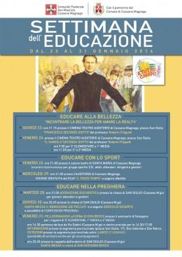 """Roberto Filippetti presenta """"Francesco secondo Giotto"""" a Cassano Magnago (VA)"""