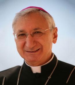 S.E. Mons. Filippo Santoro, arcivescovo di Taranto