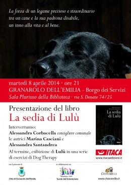 """""""La sedia di Lulù"""" a Granarolo dell'Emilia (BO)"""