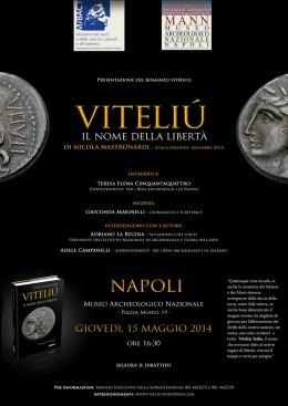 """""""Viteliú"""" al Museo Archeologico Nazionale di Napoli"""