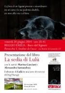Presentazione de La sedia di Lulù a Reggio Emilia