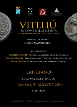 Vitelliu Lanciano 02 08 2014