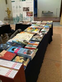 Mostra del libro Lugo-particolare