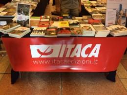 Mostra del libro Lugo - logo Itaca