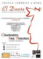 El Dante - Franco Nembrini a Roma