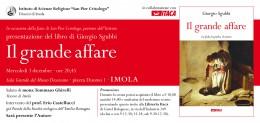 """""""Il grande affare"""": presentazione a Imola"""