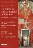 """""""La chiesa di San Giovenale in Orvieto"""" - presentazione"""