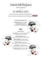 """Reading Libreria Jaca Book di Rimini con """"Voglio tutto"""" - 23.04.2015"""