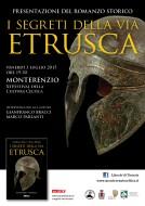 """""""I segreti della via etrusca"""" - presentazione a Monterenzio - 03.07.2015"""