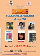 """""""Cecilia"""" di Paola Gianni - presentazione del romanzo a Porto S. Elpidio - 19.07.2015"""