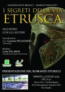 """""""I segreti della via etrusca"""" - presentazione a Pontecagnano (SA) - 04.07.2015"""