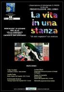 """La vita in una stanza"": presentazione a Capriate San Gervasio (BG)"
