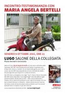Incontro con suor Maria Angela Bertelli - Lugo 09.10.2015