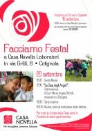 Festa Casa Novella Laboratori - 20.09.2015 - con suor Maria Angela Bertelli