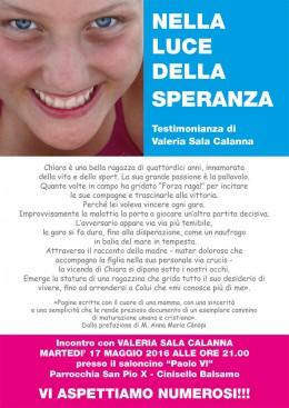 """""""Kikot"""" Incontro con Valeria Sala Calanna a Cinisello Balsamo - 17.5.2016"""