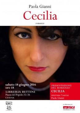 """""""Cecilia"""" - presentazione a Cesena - 18.6.2016"""