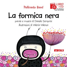 Immagine La formica nera. Con CD audio