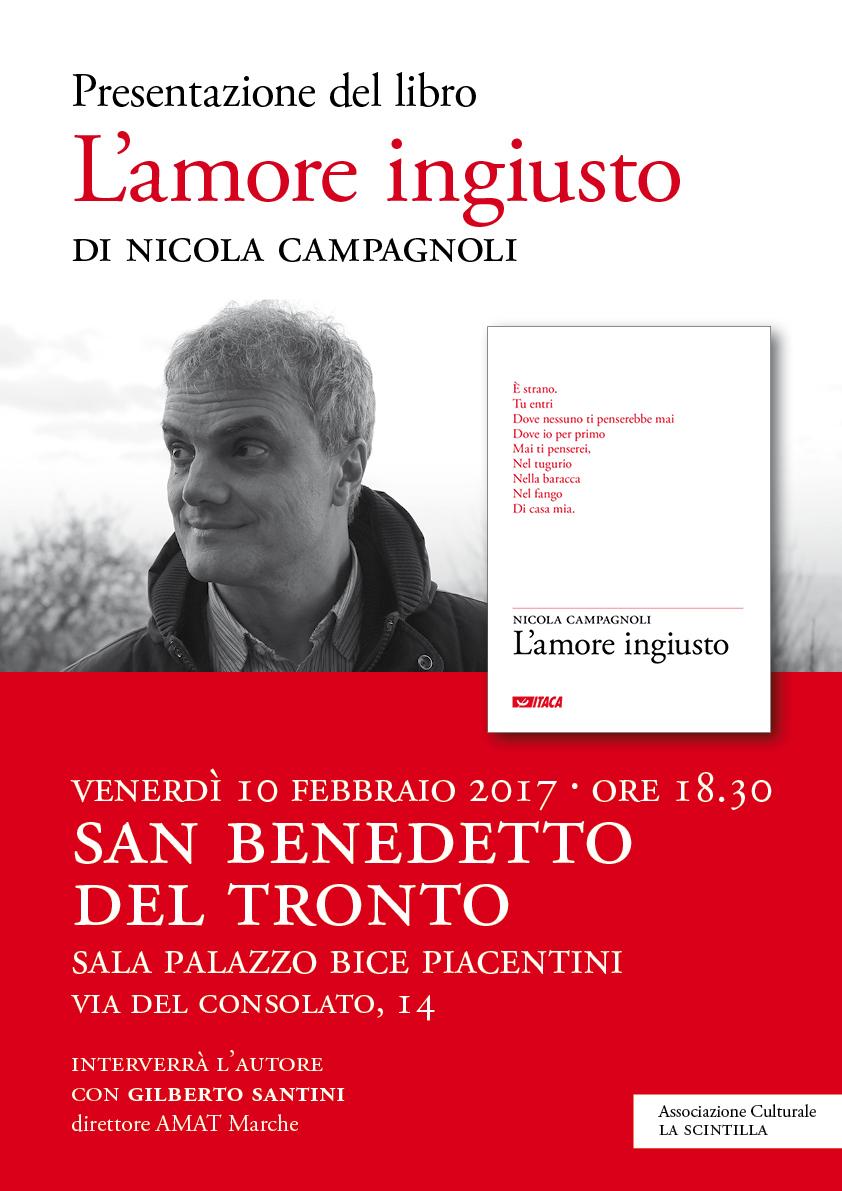 L'amore ingiusto a San Benedetto del Tronto
