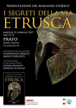 I segreti della via etrusca a prato