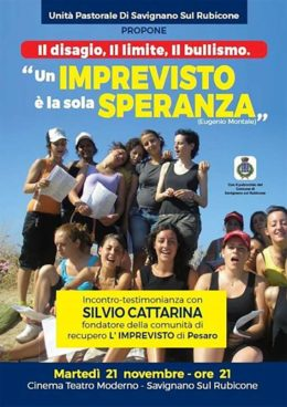 Incontro-Cattarina-Savignano