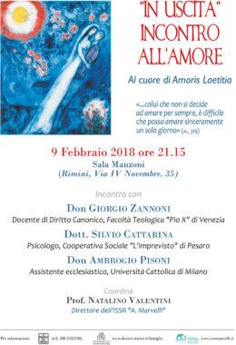 Incontro con Silvio Cattarina a Rimini - 9 febbraio 2018