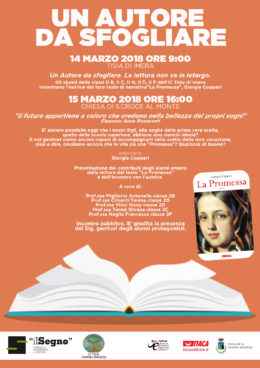 Giorgia Coppari a Termini Imerese - 15 marzo 2018