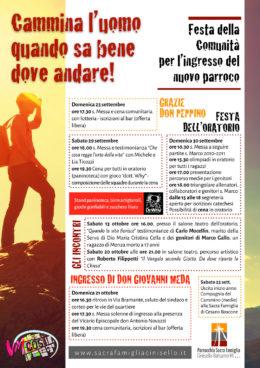 """""""Il Vangelo secondo Giotto"""" - Roberto Filippetti a Cinisello Balsamo (MI) - 20 ottobre 2018"""