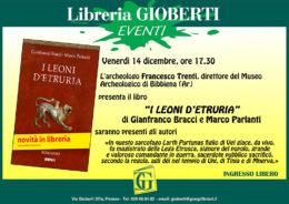 I leoni d'Etruria - Presentazione a Bibbiena - 14 dicembre 2018