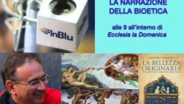 Intervista La bellezza originaria inBlu