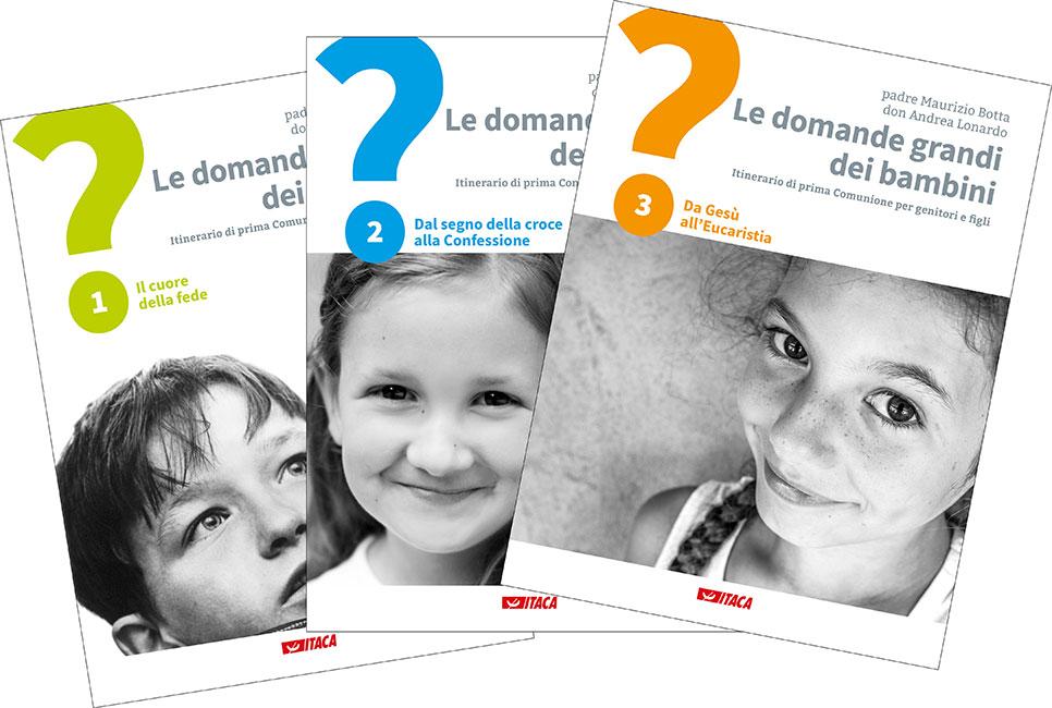 Le domande grandi dei bambini - I tre volumi