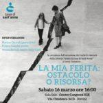 Marina Corradi e Franco Casadei a Rimini - 16 marzo 2019