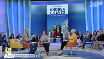 """I genitori di Andrea Chaves a """"Bel tempo si spera"""" TV2000"""