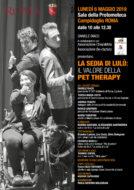 La sedia di Lulù in Campidoglio - 6 maggio 2019