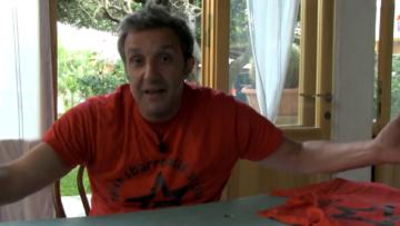 """Flavio Insinna presenta il progetto editoriale - teatrale """"Cento lettere. Dalle sbarre alle stelle"""""""