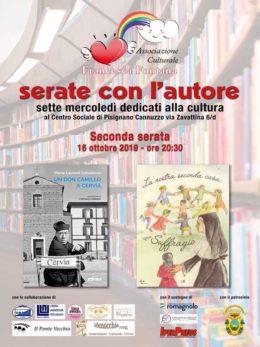 Un don Camillo a Cervia - Presentazione a Pisignano Cannuzzo - 16 ottobre 2019