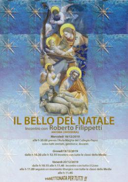 Giotto. La Cappella degli Scrovegni - Roberto Filippetti ad Ascona (Svizzera) 18.12.2019