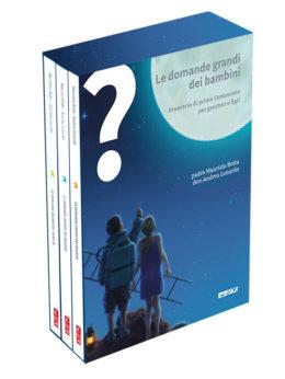 Le domande grandi dei bambini - cofanetto con i tre volumi