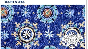 Mosaici di Ravenna da scoprire e colorare