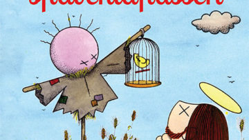 L'uccellino e lo spaventapasseri