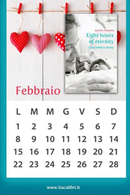 Calendario febbraio